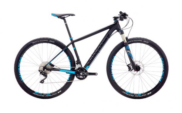 велосипед Cannondale F-Si 2 29 2016